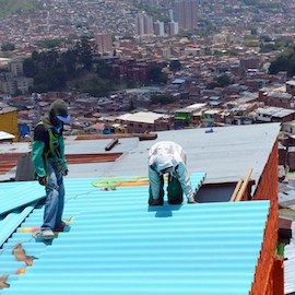 Home Sweet Home: Mobilizing Microfinance for Housing